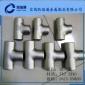 凯瑞通金属供应GB/T27684/ASME B16.9 GR.2 TA2钛三通,等径三通,异径三通