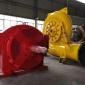 中小型水电站水力发电机组维修改造